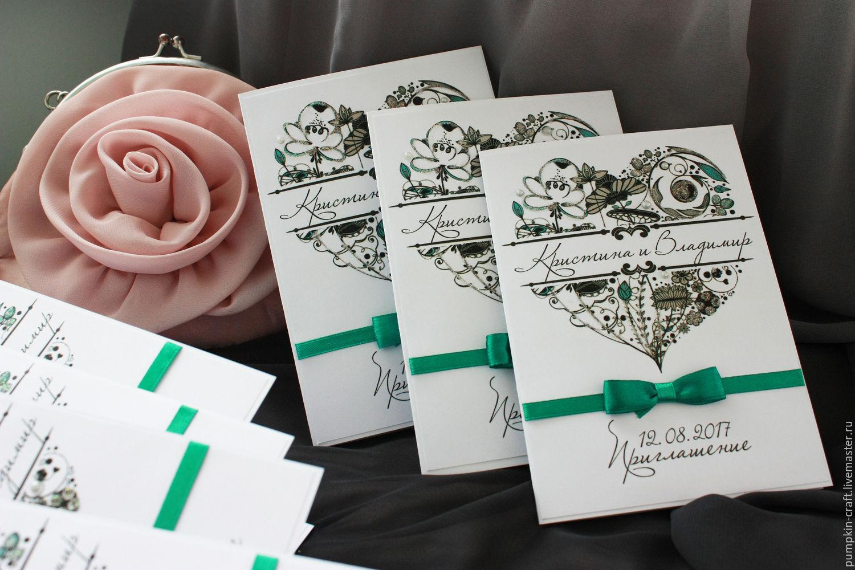 Магазин с пригласительными открытками на свадьбу