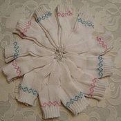 Работы для детей, ручной работы. Ярмарка Мастеров - ручная работа Носочки из хлопка. Handmade.