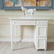 Для дома и интерьера handmade. Livemaster - original item 3925 writing Table ø 1200 G600 750 mm. Handmade.