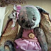 """Куклы и игрушки ручной работы. Ярмарка Мастеров - ручная работа зайка """"Фая"""". Handmade."""