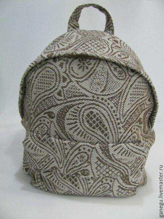 Рюкзаки ручной работы. Ярмарка Мастеров - ручная работа. Купить рюкзак из гобелена. Handmade. Пейсли, рюкзак ручной работы