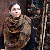 Аксессуары handmade. Livemaster - original item Wool shawl