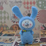 Куклы и игрушки ручной работы. Ярмарка Мастеров - ручная работа Снежок. Handmade.
