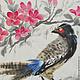 Камелия символизирует красоту, здоровье, силу тела и духа. Фазан в Китае означает свет, ян, добродетель, процветание, удачу, красоту