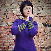 Одежда handmade. Livemaster - original item SPRING Cashmere Sweater. Handmade.