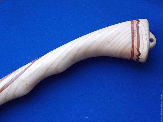 Прихожая ручной работы. Ярмарка Мастеров - ручная работа. Купить Обувная ложка из ясеня. Handmade. Желтый, дерево ясень