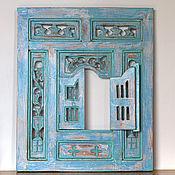 Для дома и интерьера handmade. Livemaster - original item Decorative frame