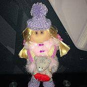 Куклы и игрушки ручной работы. Ярмарка Мастеров - ручная работа Интерьерная кукла ручной работы Сьюзи. Handmade.