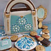 Сувениры и подарки handmade. Livemaster - original item The carrot bag .Set of cakes for a Birthday. Handmade.