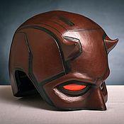 Clothing handmade. Livemaster - original item Helmet of the daredevil series Daredevil on Netflix. Handmade.
