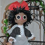 Куклы и игрушки ручной работы. Ярмарка Мастеров - ручная работа Примитив - Матильда. Handmade.