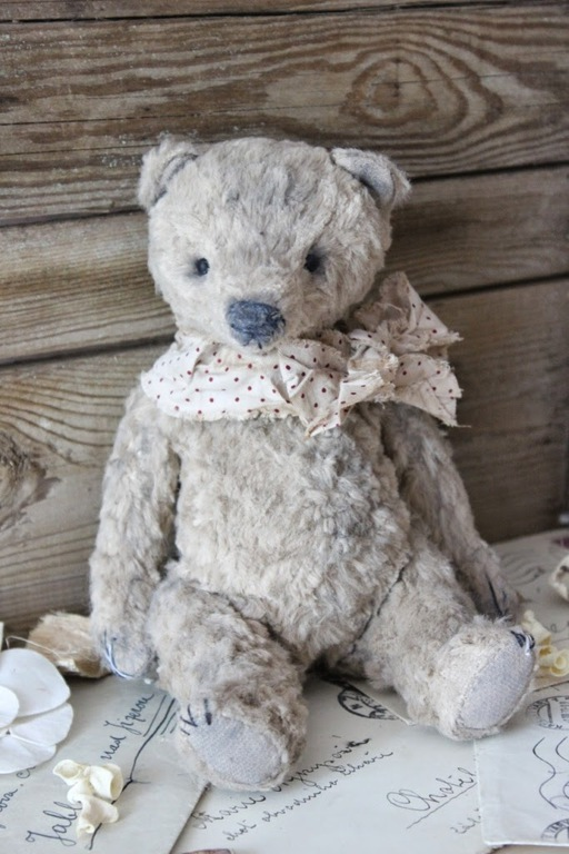 PDF sewing patterns Teddy bears \