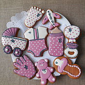 Сувениры и подарки handmade. Livemaster - original item Cakes for christenings.Culinary souvenir handmade.. Handmade.