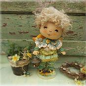 Куклы и игрушки ручной работы. Ярмарка Мастеров - ручная работа Маленький фонарщик. Handmade.