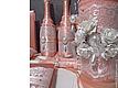 """Свадебные аксессуары ручной работы. Ярмарка Мастеров - ручная работа. Купить Свадебный набор аксессуаров """"Персиковая нежность"""". Handmade. Персиковый"""