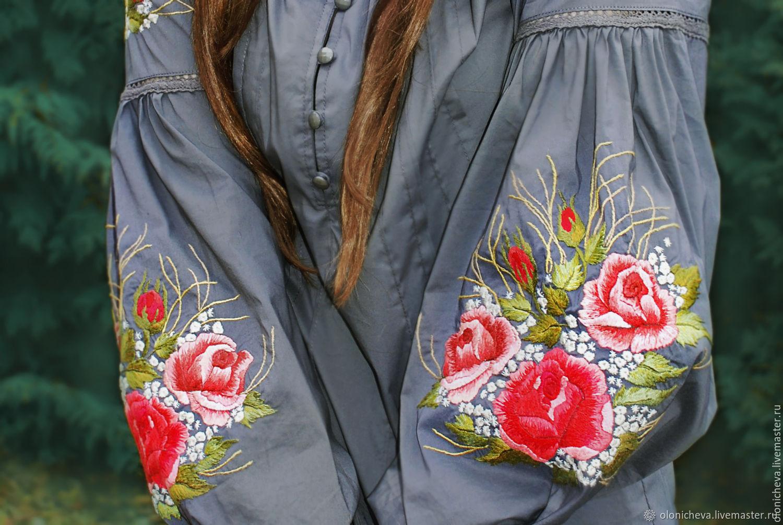 стиле кантри фото вышивок на одежде роль при выборе
