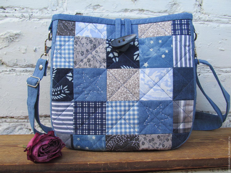 Новый дизайн для старых сумок