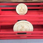 Ящики ручной работы. Ярмарка Мастеров - ручная работа Деревянный ящик для хранения. Handmade.