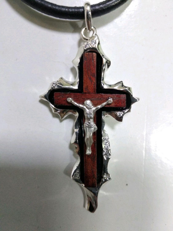Серебренный крестик, Крестик, Пенза,  Фото №1