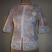 """Одежда ручной работы. Ярмарка Мастеров - ручная работа Жакет """"Рассвет"""". Handmade."""
