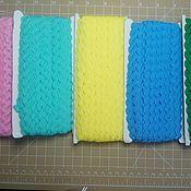 Материалы для творчества handmade. Livemaster - original item Bindweed decorative Braid 5 mm.. Handmade.