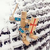 """Техника, роботы, транспорт ручной работы. Ярмарка Мастеров - ручная работа """"Крестоносец"""". Handmade."""