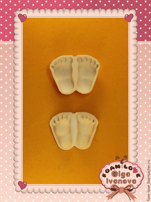 Другие виды рукоделия ручной работы. Ярмарка Мастеров - ручная работа. Купить Двухсторонние молды( голых) ног.. Handmade. Белый