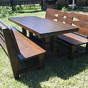 Мебель для бани и сауны ручной работы. Ярмарка Мастеров - ручная работа Мебель садовая. Handmade.