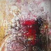 Картины и панно ручной работы. Ярмарка Мастеров - ручная работа Сказочница. Handmade.