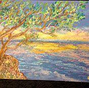 Картины и панно handmade. Livemaster - original item In bright, Sunny colours.. Handmade.