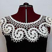 Аксессуары handmade. Livemaster - original item Collar crochet