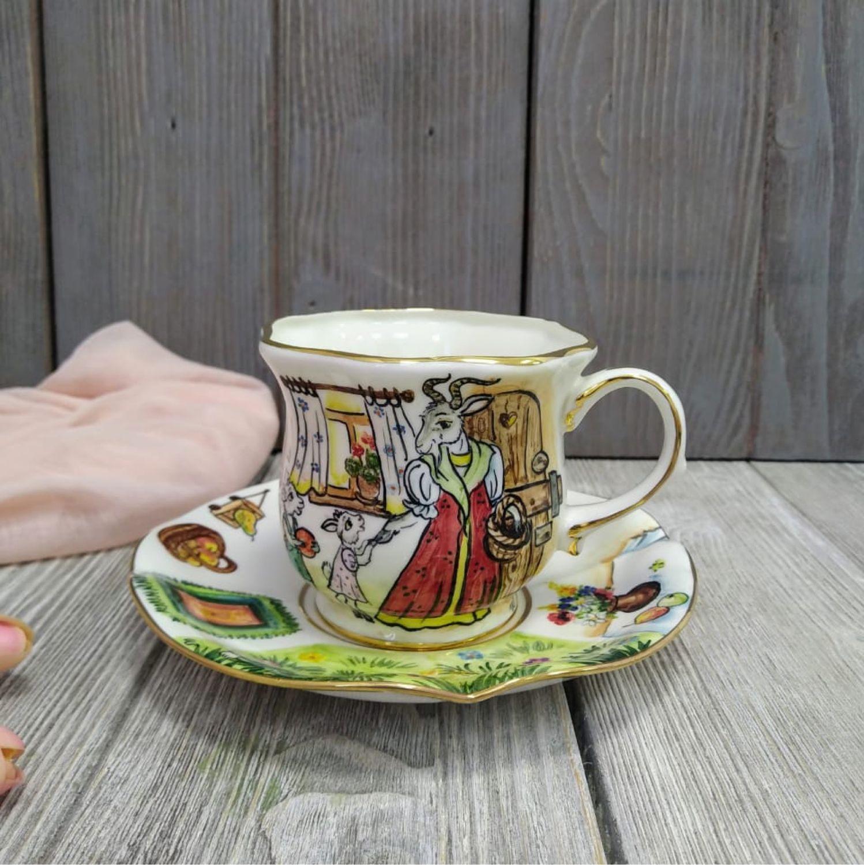 Чайная пара «Семеро козлят», Чайные пары, Москва,  Фото №1