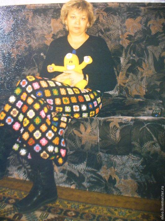 Юбки ручной работы. Ярмарка Мастеров - ручная работа. Купить Юбка  Разноцветная фантазия. Handmade. Юбка, юбка крючком