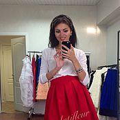 Одежда ручной работы. Ярмарка Мастеров - ручная работа Мини юбка (последние размеры ). Handmade.