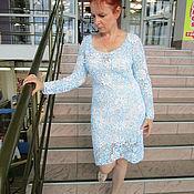 Одежда ручной работы. Ярмарка Мастеров - ручная работа платье ,,Нежность,,. Handmade.