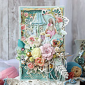 Открытки handmade. Livemaster - original item Handmade cards from the series