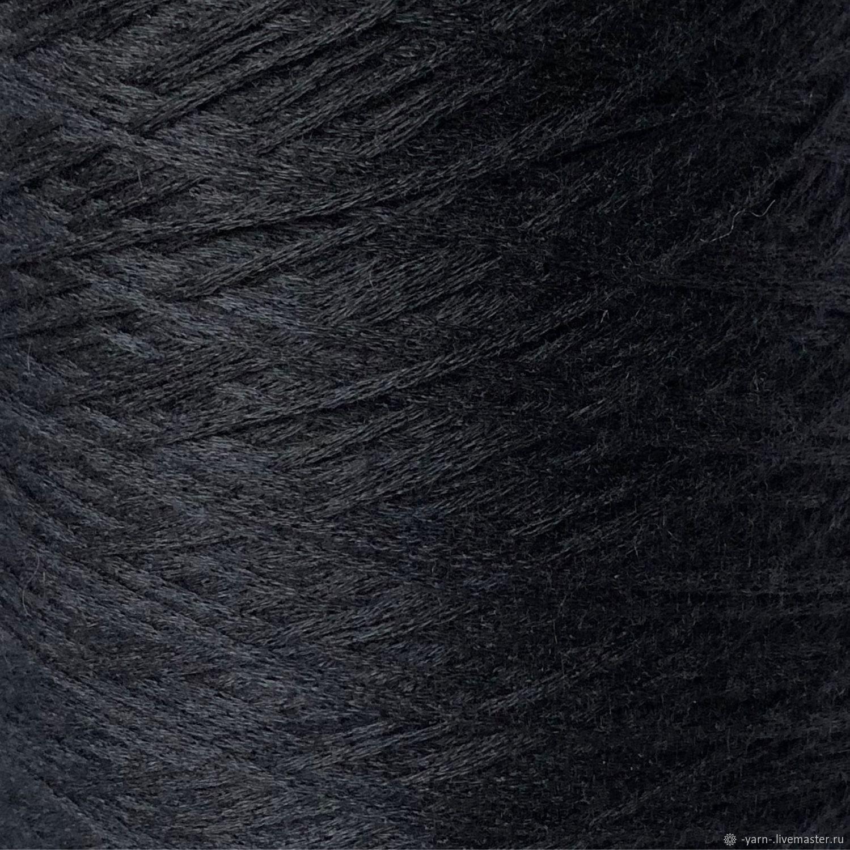 Пряжа Кашемир ALASHAN  шнурок неви – купить на Ярмарке Мастеров – MTUA0RU | Пряжа, Санкт-Петербург
