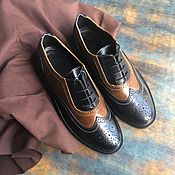 Обувь ручной работы handmade. Livemaster - original item Men`s shoes