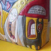 Сумки и аксессуары ручной работы. Ярмарка Мастеров - ручная работа сумка Волшебные сны - 2. Handmade.