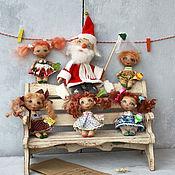 Куклы и игрушки ручной работы. Ярмарка Мастеров - ручная работа Вот оно какое, это лето.... Handmade.