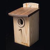 Дача и сад handmade. Livemaster - original item Birdhouse handmade for birds