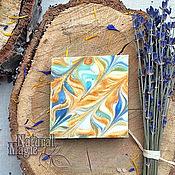 """Косметика ручной работы. Ярмарка Мастеров - ручная работа """"Ветер перемен"""" натуральное оливковое мыло с нуля ручной работы. Handmade."""