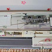 Материалы для творчества ручной работы. Ярмарка Мастеров - ручная работа Вязальная машина Бразер модель 892 Япония. Handmade.