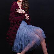 """Одежда ручной работы. Ярмарка Мастеров - ручная работа Вязаный Кардиган """"Шишечки"""". Handmade."""