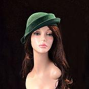 Аксессуары handmade. Livemaster - original item Flirty emerald. Handmade.