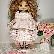 Куклы и пупсы ручной работы. Ярмарка Мастеров - ручная работа Текстильная кукла Стеша. Handmade.