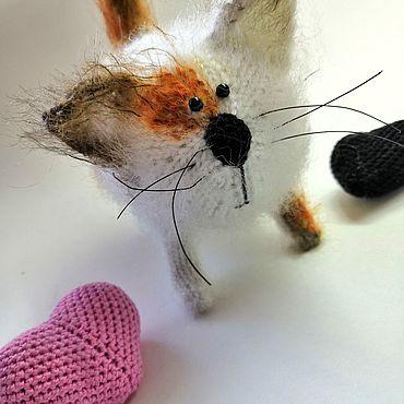 Куклы и игрушки ручной работы. Ярмарка Мастеров - ручная работа Трехцветное Чудо. Handmade.