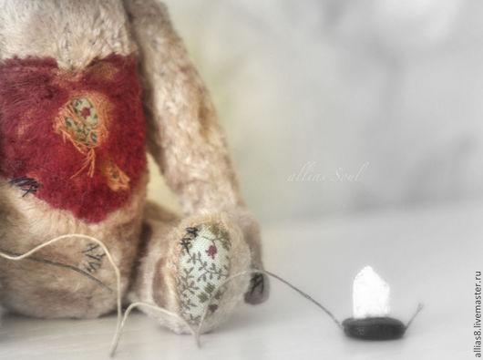 Мишки Тедди ручной работы. Ярмарка Мастеров - ручная работа. Купить Память о Доме... Handmade. Бежевый, винтажный плюш