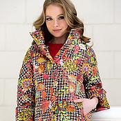 Одежда ручной работы. Ярмарка Мастеров - ручная работа Куртка весенняя пестрая. Handmade.