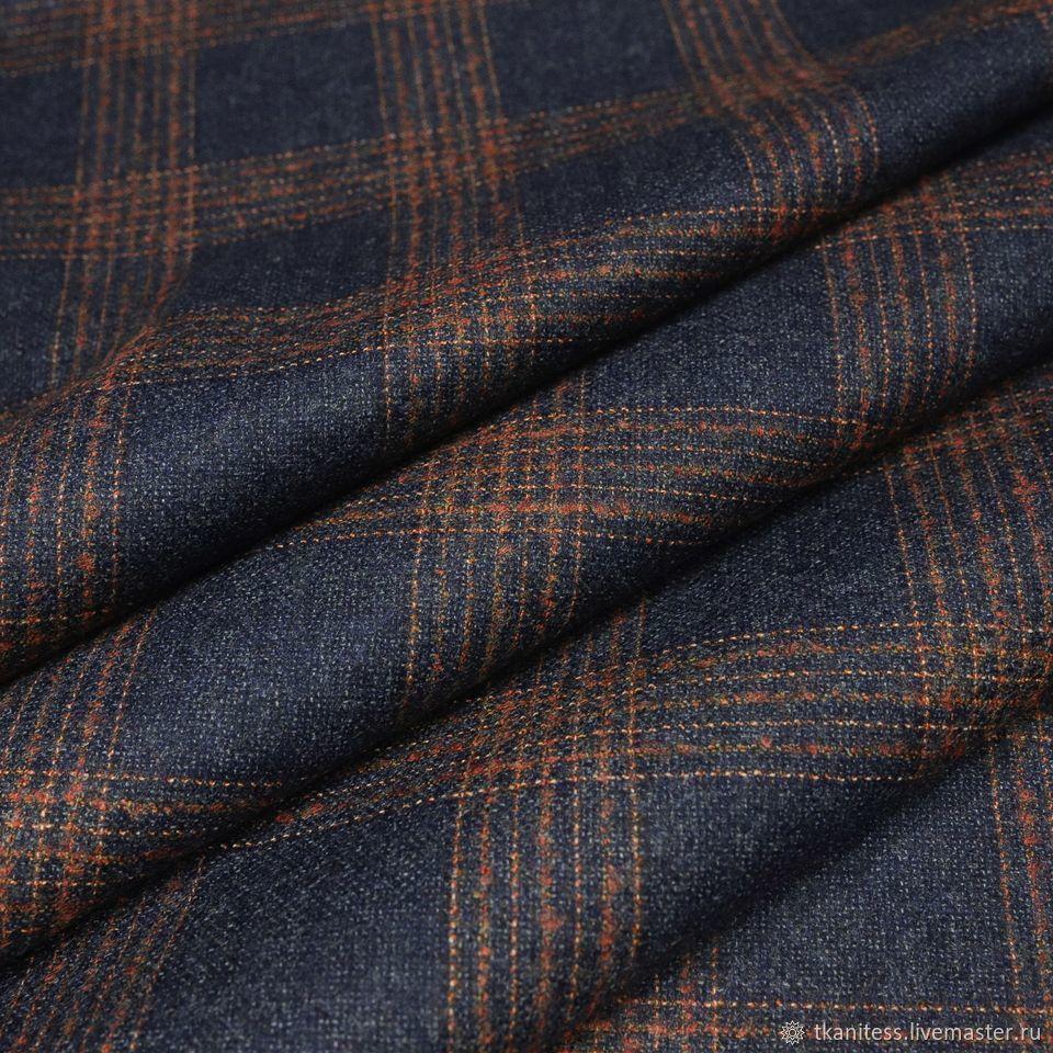 Wool flannel art. .40.0046, Fabric, Moscow,  Фото №1